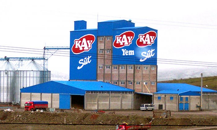 Kaysüt Süt Kazanları Korozyon Temizliği